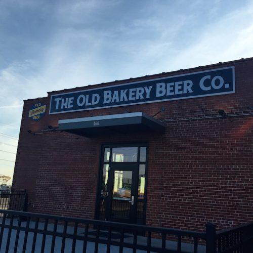Old Bakery Beer Co. | Ellie And Addie