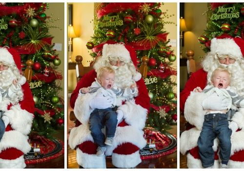 Santa 2016 | Ellie And Addie