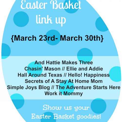 Easter Basket Link Up 2016