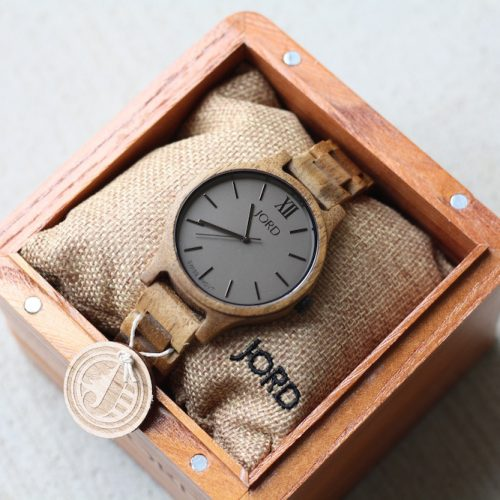 Thoughtful Engraved Gifts with JORD Wood Watches   Ellie And Addie
