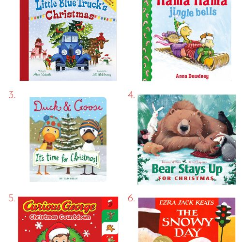 Toddler Christmas Books | Ellie And Addie