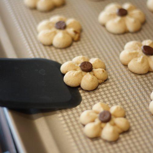 Peanut Butter Spritz Cookie Recipe