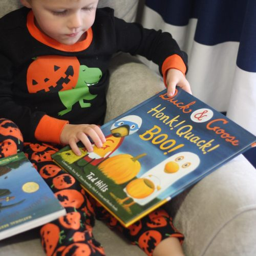 Toddler Halloween Books - Part 2 | Ellie And Addie