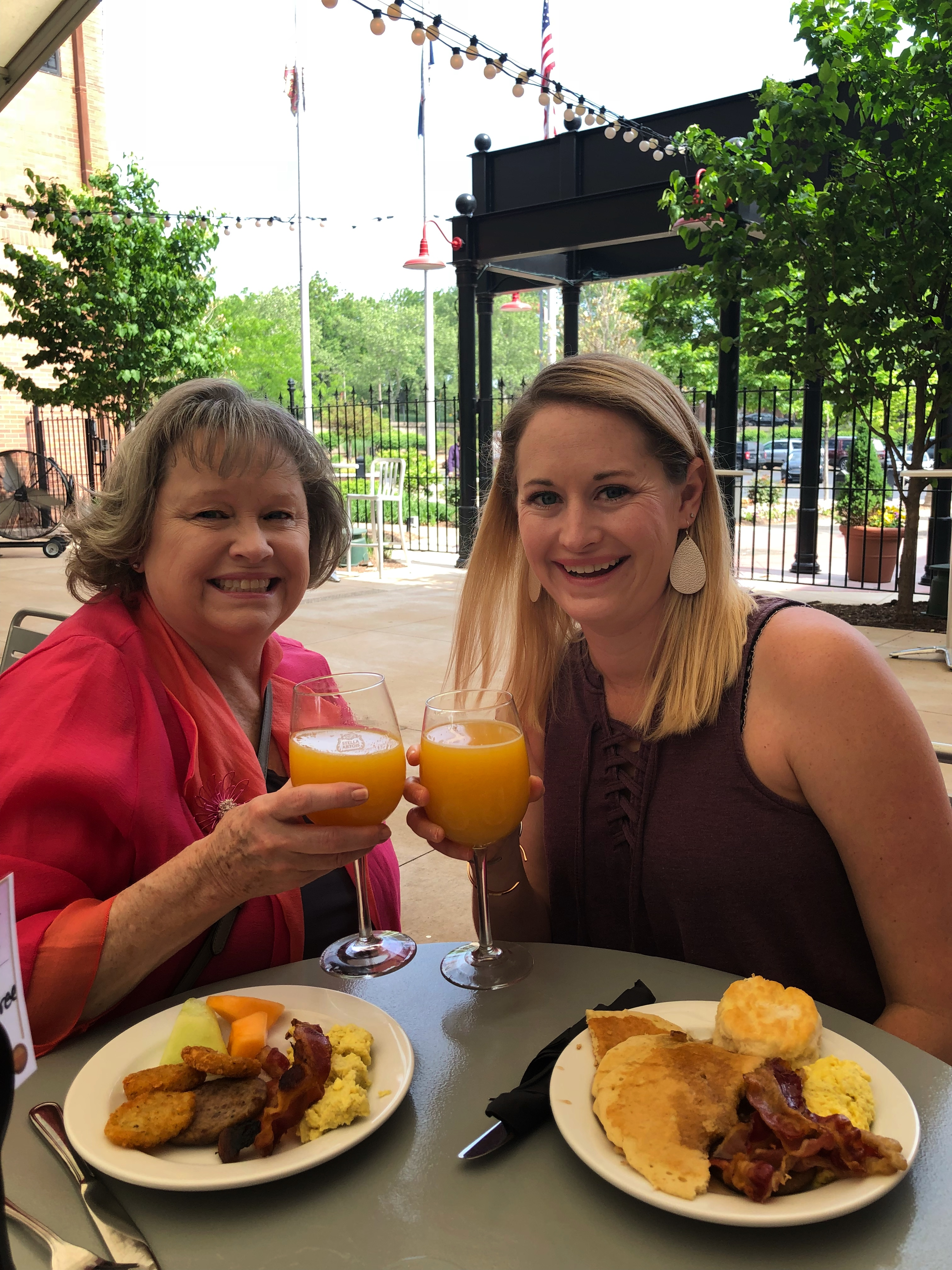 Mother's Day Brunch at Anheuser-Busch St. Louis Biergarten