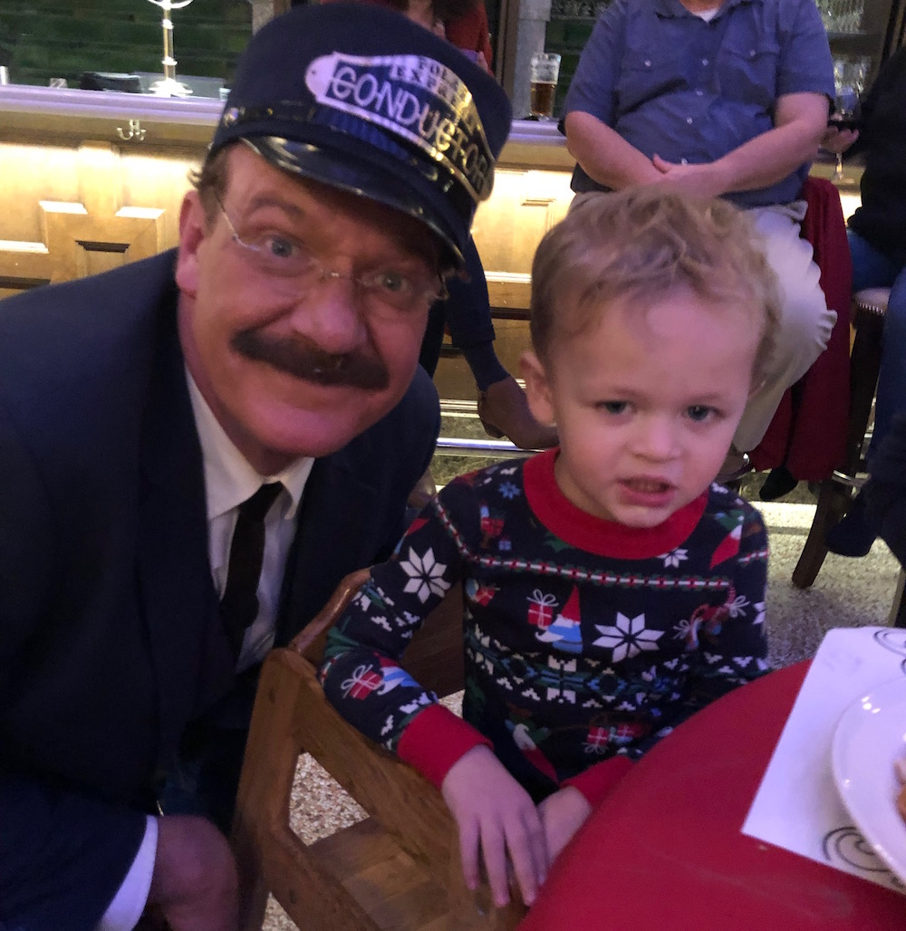 Polar Express at St. Louis Union Station 2018