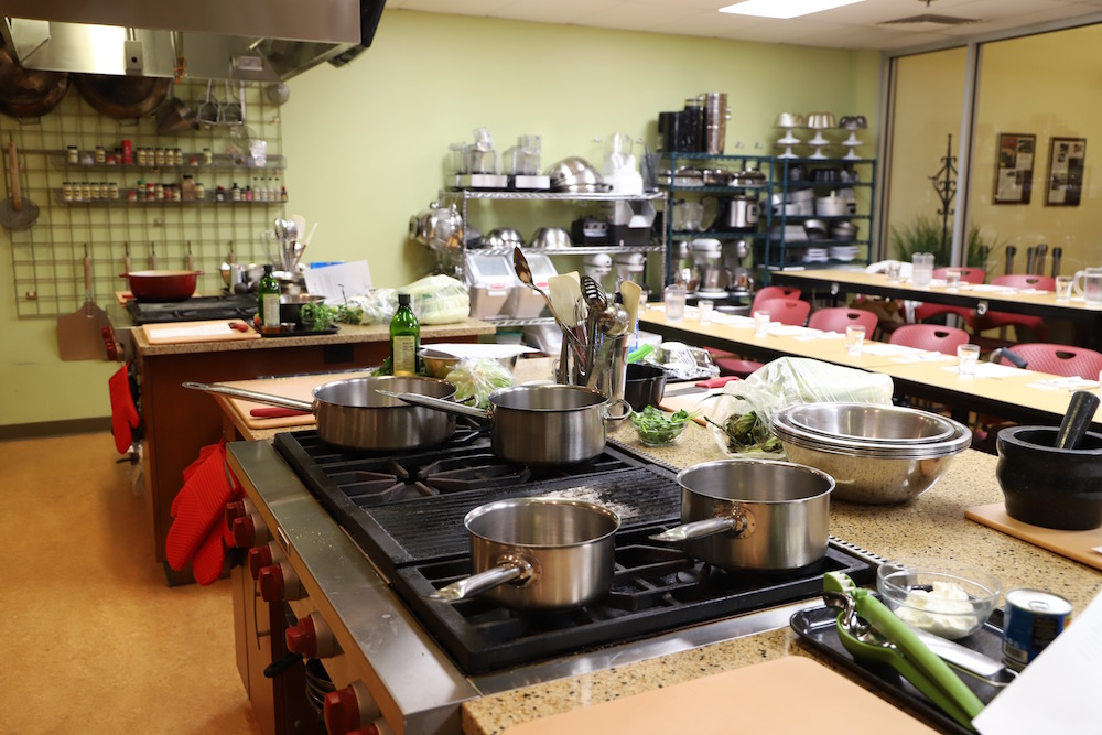 Date Night with Schnucks Cooking School - Take a fun class at Schnucks Cooking School in Des Peres, MO