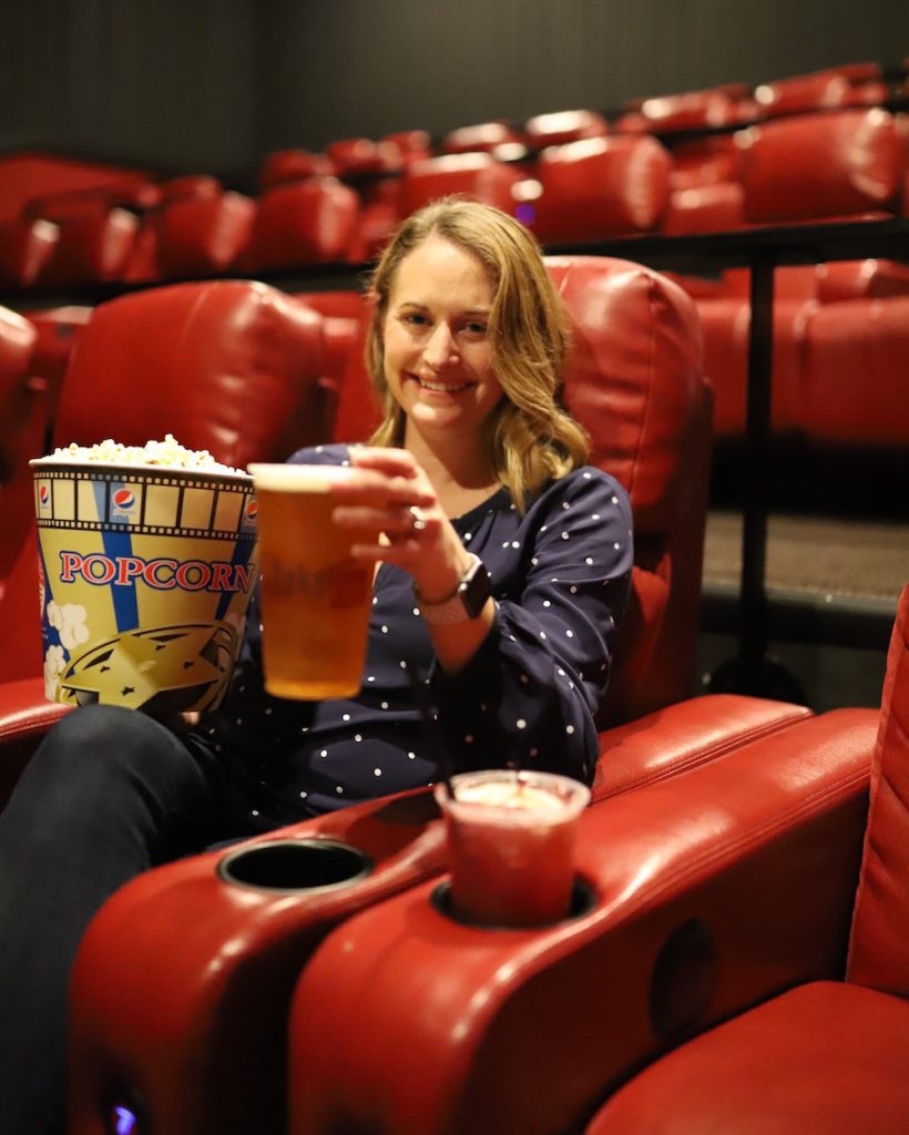 Date Night at the Movies | Plan a fun date night at the movies with Marcus Theatres and all their luxurious amenities like the Take Five Lounge and DreamLounger reclining seats!