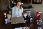 Holiday Baking Memories with Schnucks: Chocolate Thumbprint Cookie Recipe