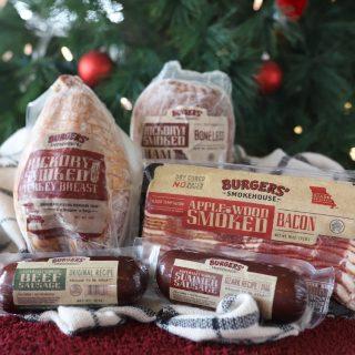 Give a Burgers' Smokehouse Gift Box this Christmas
