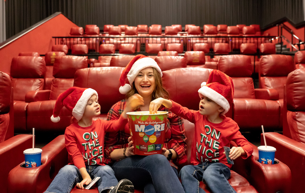 Holiday Fun at the Movies with Marcus Theatres St. Louis