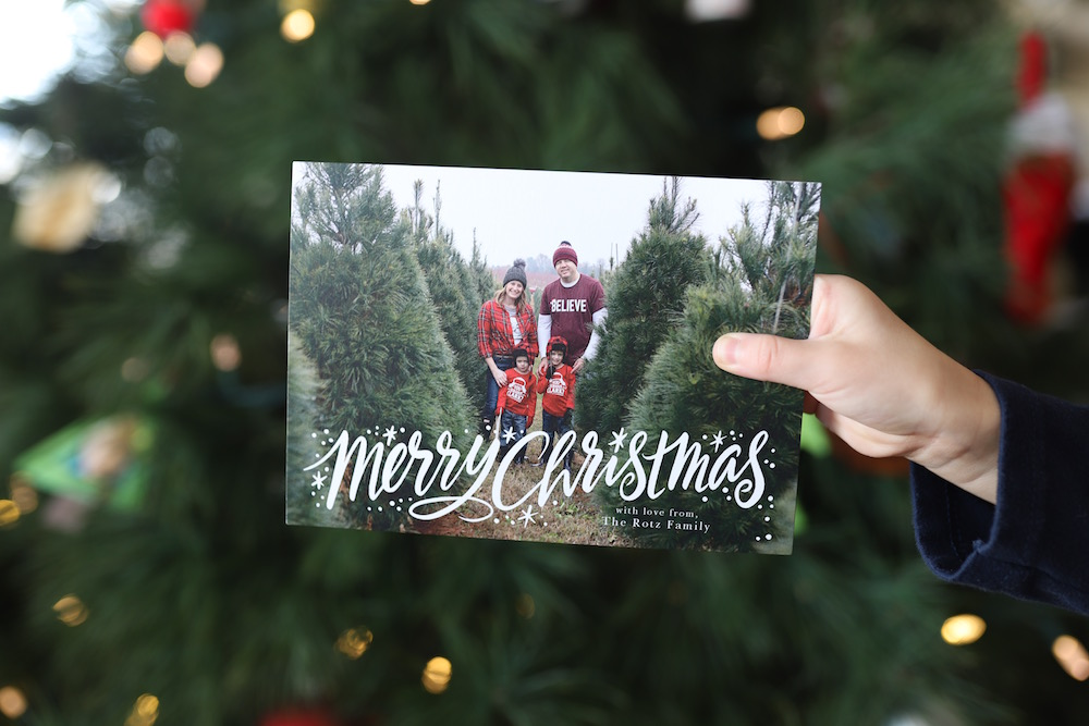 Our Family Christmas Cards 2019