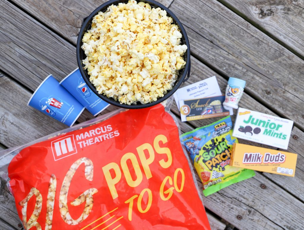 Movie Fun at Home with Marcus Theatres