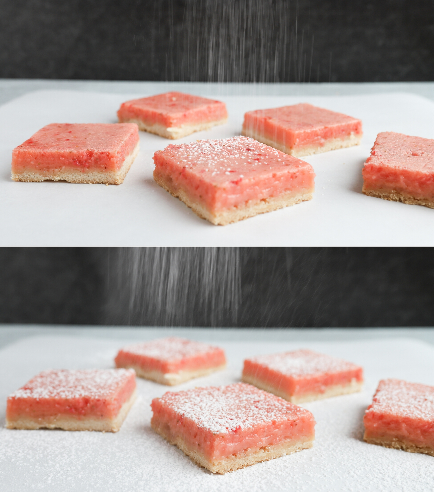 Strawberry Lemonade Bars Recipe