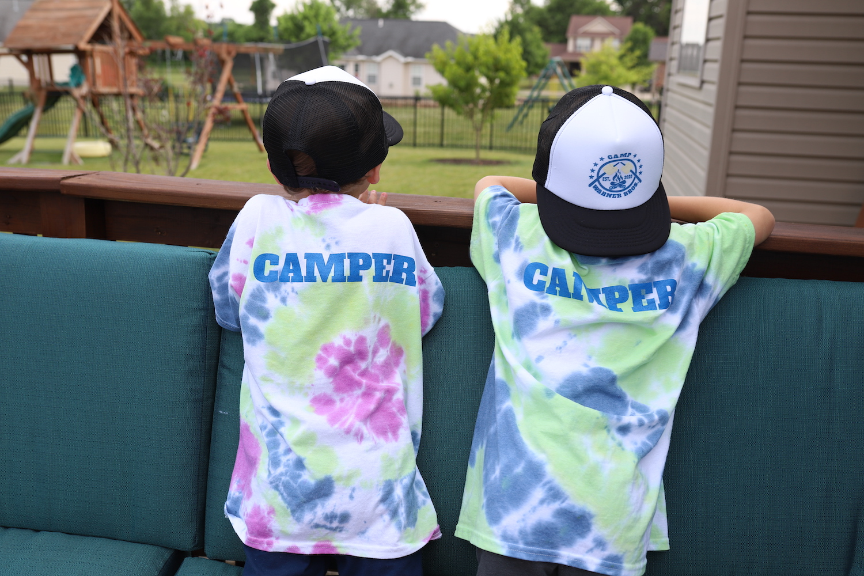 Camp Warner Bros #CampWarnerBros