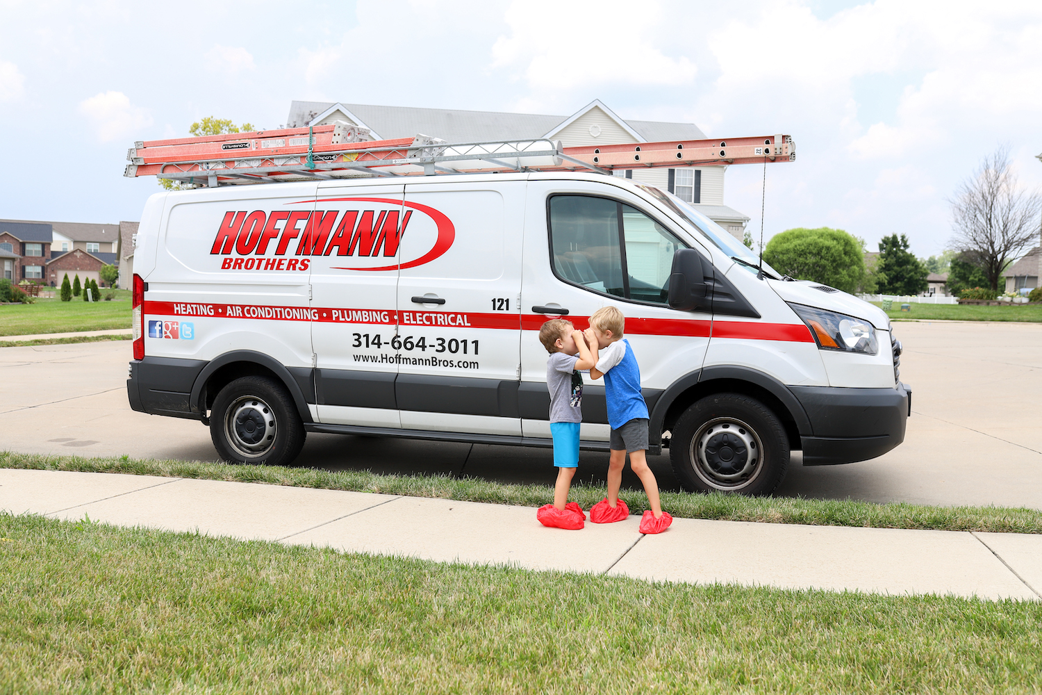"Keep your house ""space"" clean with an air scrubber from Hoffmann Brothers in the St. Louis area!"