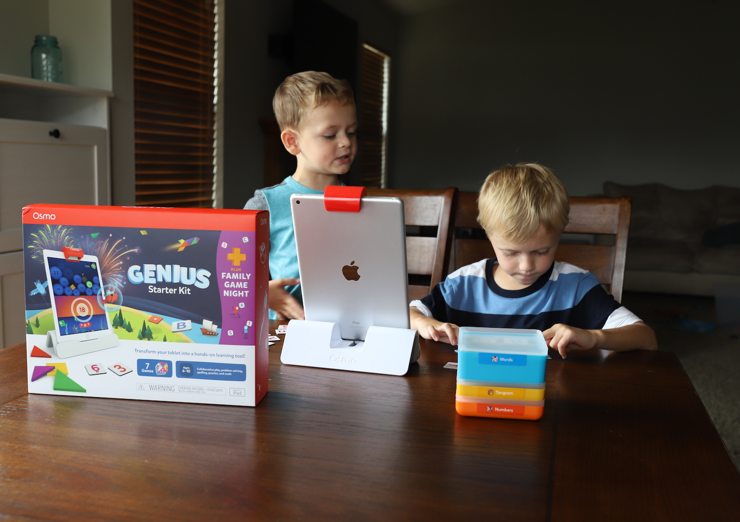 Osmo Family Game Night