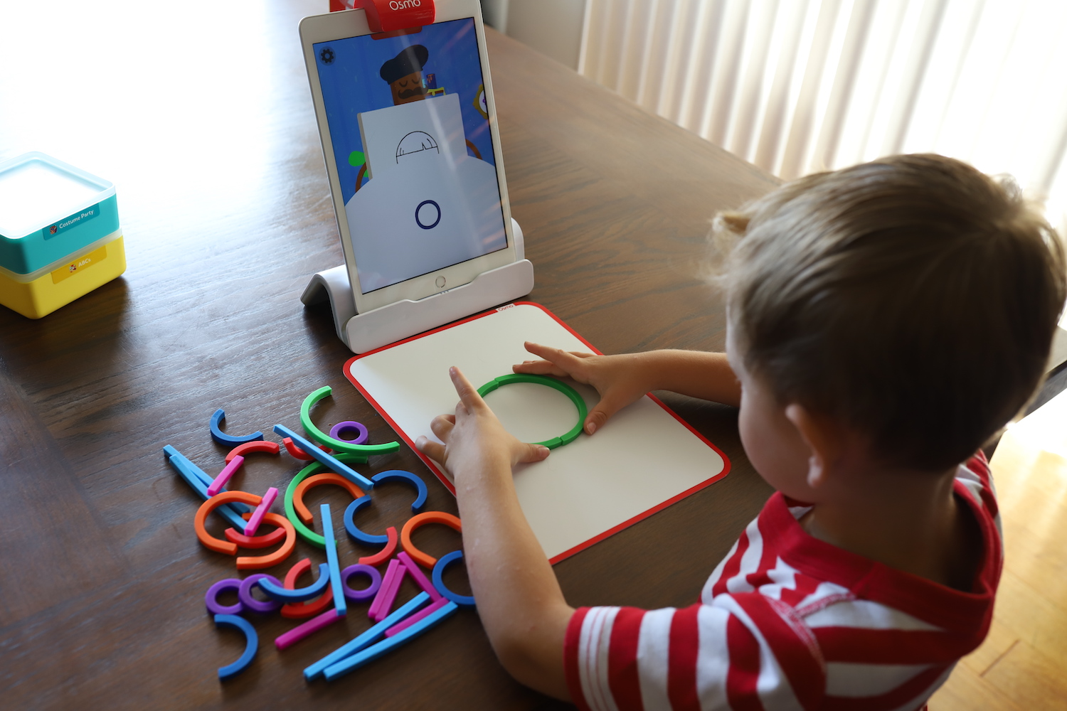 Osmo Family Game Night - Little Genius Starter Kit