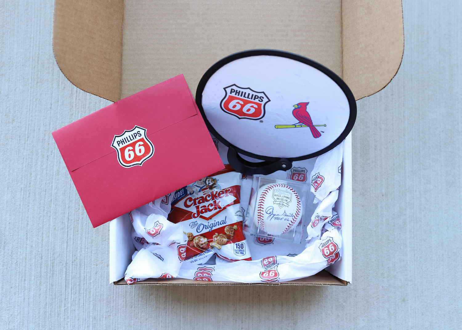 Phillips 66 Home Run Kit - St. Louis Cardinals