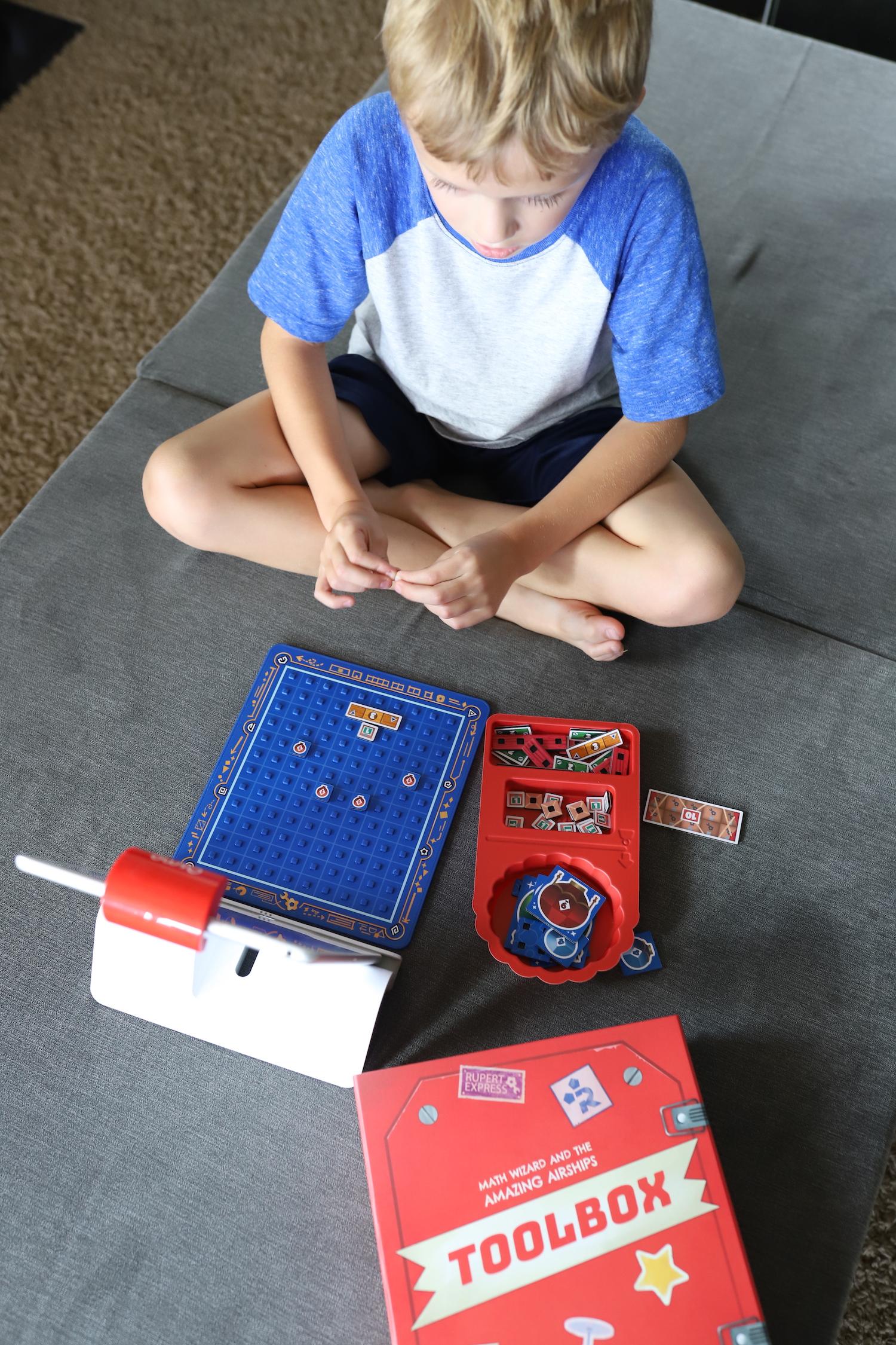 Play Osmo: Math Wizard and the Amazing Airships - #PoweredByOsmo