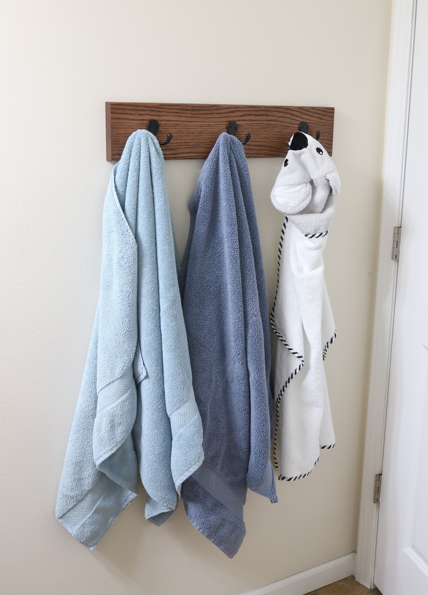 An easy bathroom refresh and what NOT to put down your drains! See how we updated our boys' bathroom with a few simple changes and additions!